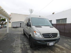 2013 Mercedes-Benz Sprinter Van