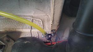 Airtronic d2 sprinter install
