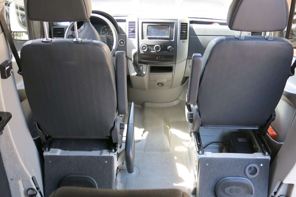 Ford Connect Van Seat Covers