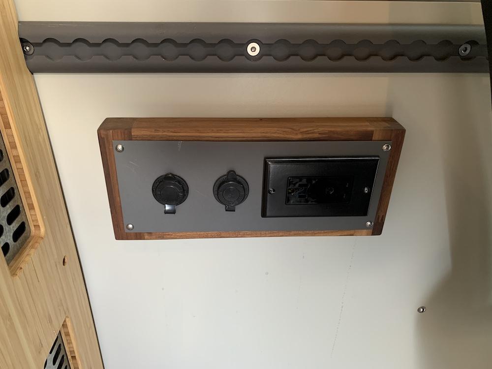 Sprinter Electrical Upgrades