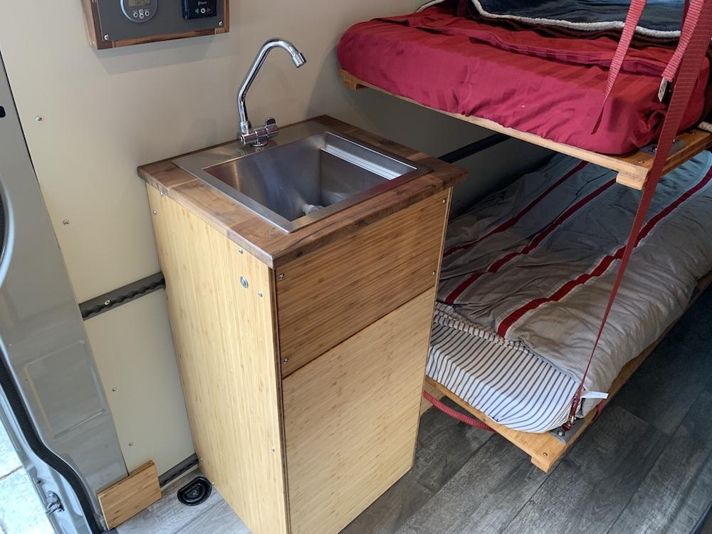 Sprinter Kitchen Sink